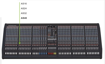 Bàn Trộn Mixer Soundking AS32