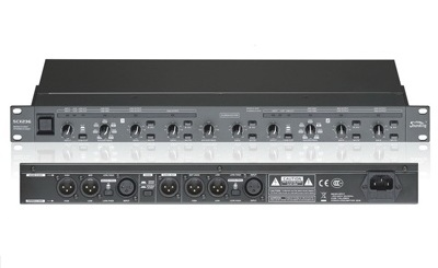 Bộ xử lý âm thanh Soundking SCX-236