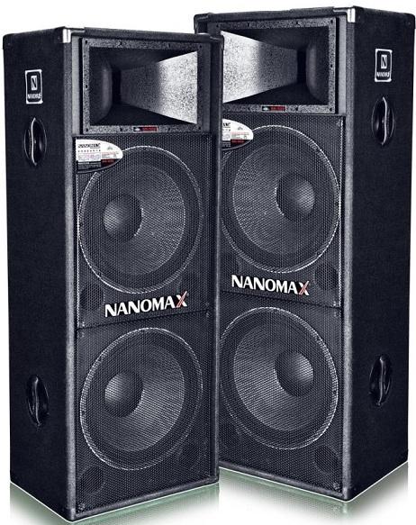Loa Full Hội Trường NANOMAX SK400