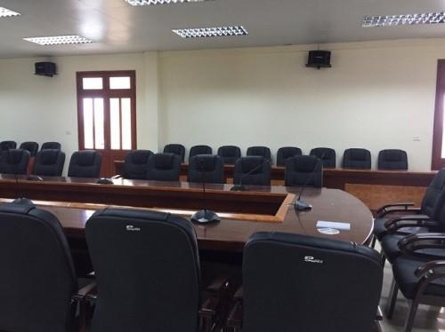 Dự án âm thanh hội trường công ty CP đường Biên Hòa
