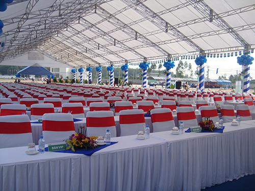 Dự án âm thanh hội trường cho sự kiện tại Bắc Giang