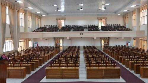 Dự án lắp đặt âm thanh hội trường tại Nam Định