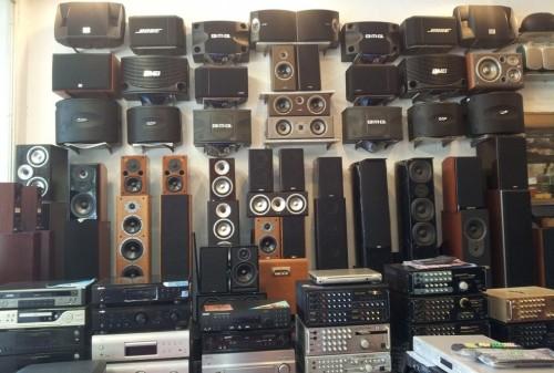 Lắp đặt âm thanh tại Bình Phước