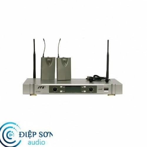 Bộ thu phát không dây UHF và 1 micro trùm đầu JTS US-902D/PT-805B+CX-504