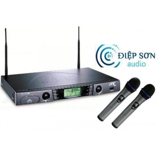 Bộ thu phát tần số UHF 2 micro không dây  JTS US-903DC Pro/MH-8800G