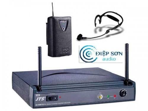 Micro không dây cài ve áo JTS US-802D/PT+CX-504