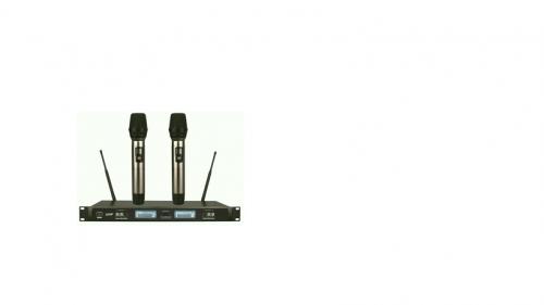 Micro không dây cầm tay UT168-Micro karaoke chuyên nghiệp