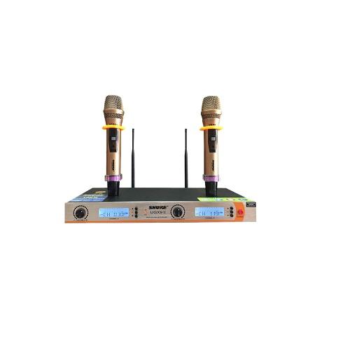 Micro không dây cầm tay UGX9II-Micro nhỏ gọn