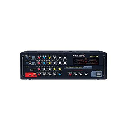 Amply Karaoke NANOMAX PA 303N