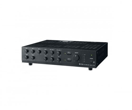 Mixer Amplifier chọn 2 vùng 240W TOA A-1724