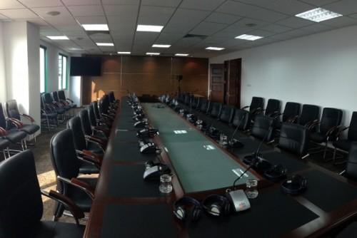 Lắp đặt âm thanh phòng họp - âm thanh phòng họp hiện đại