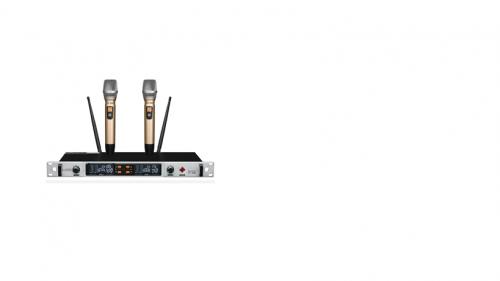 Micro không dây cầm tay UT268-Micro chất lượng cao